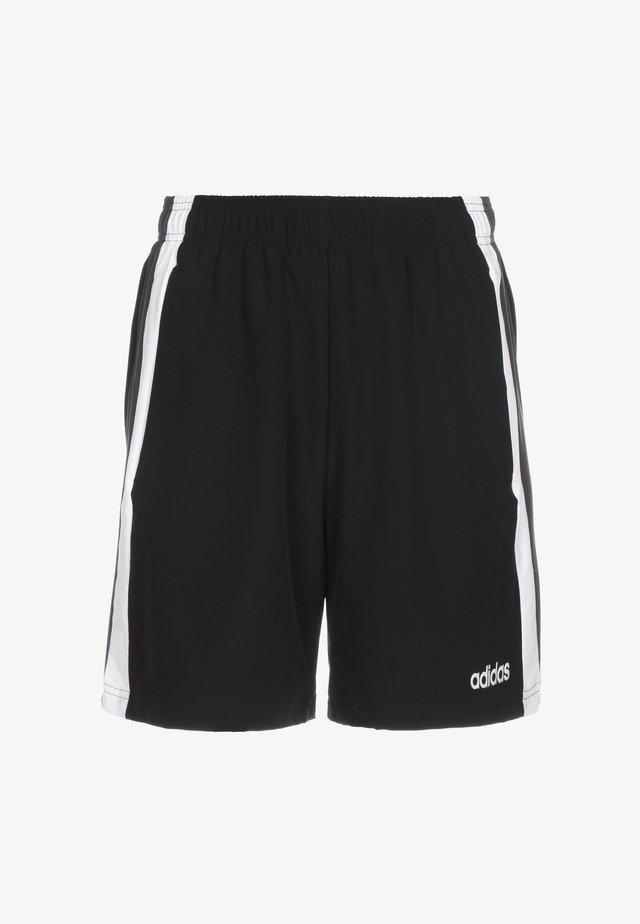 CLASSIC  - 3/4 sports trousers - black / white / grey six