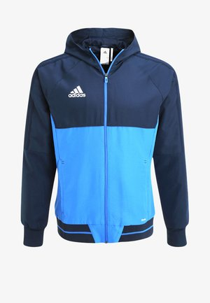 TIRO17 - Training jacket - conavy/blue/white