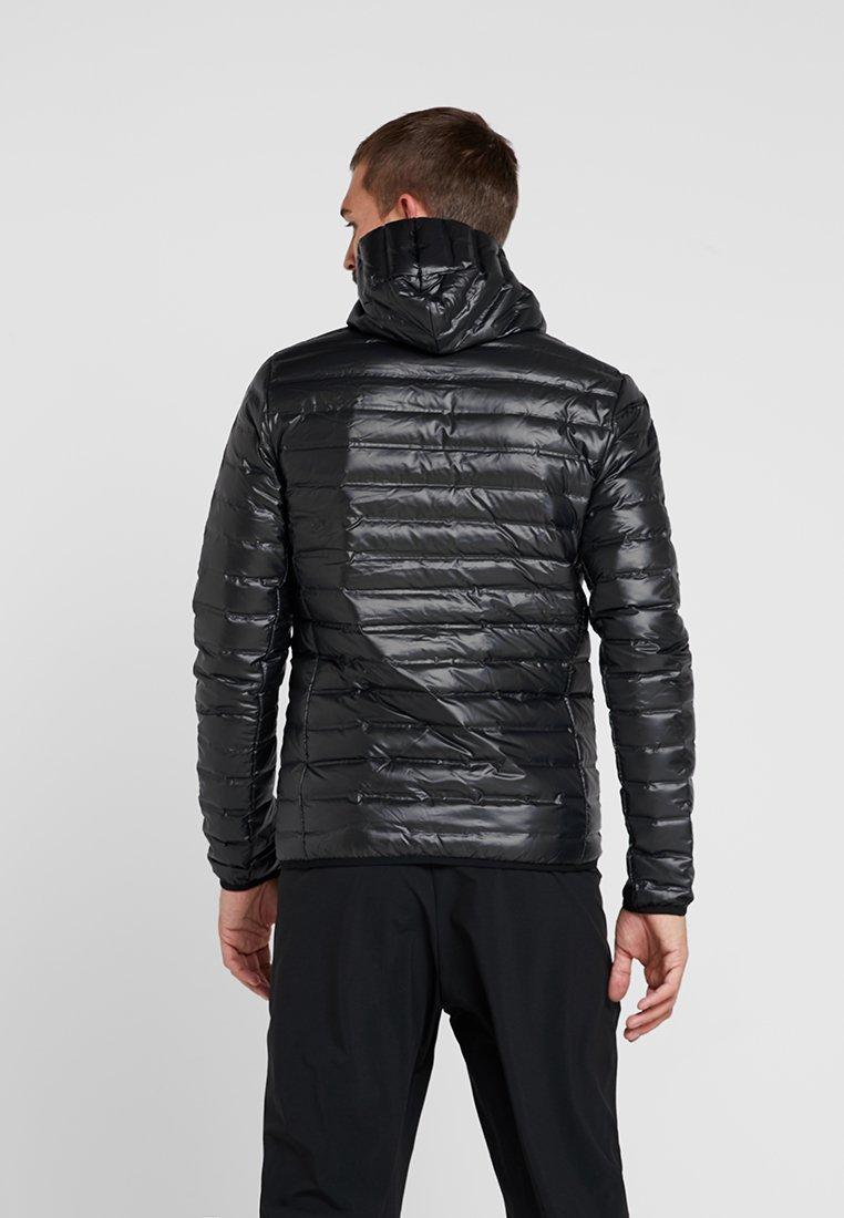 Varilite Performance D'hiver Hooded Black Adidas DownVeste dhtrsQ