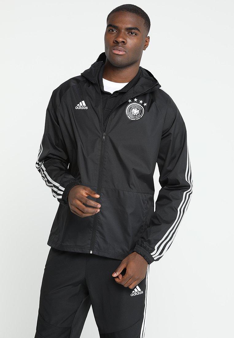 adidas Performance - DFB DEUTSCHLAND RAIN - Pelipaita - black/grey two/white