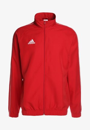 CORE 18 - Training jacket - powred/white