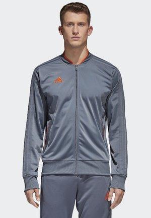 CONDIVO 18 TRACK TOP - Giacca sportiva - onyx/orange