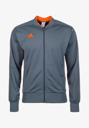 CONDIVO 18 TRACK TOP - Training jacket - dark grey