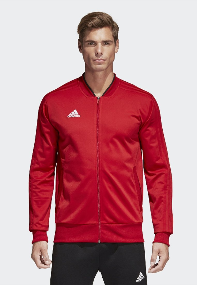 adidas Performance - CONDIVO 18 TRACK TOP - Trainingsjacke - power red/black/white