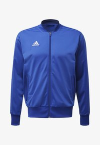adidas Performance - CONDIVO 18 TRACK TOP - Trainingsvest - bold blue/dark blue/white - 3