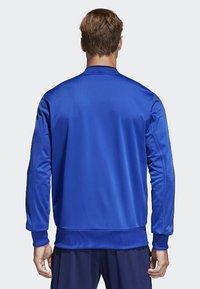 adidas Performance - CONDIVO 18 TRACK TOP - Trainingsvest - bold blue/dark blue/white - 1