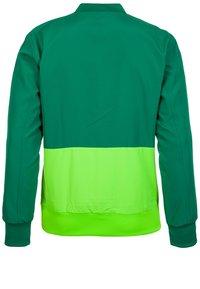adidas Performance - CONDIVO 18 PRESENTATION TRACK TOP - Trainingsvest - green/ light green - 1