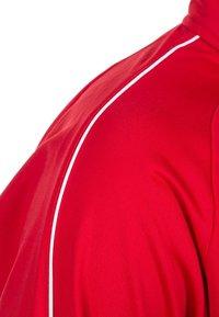 adidas Performance - Core 18 TRACK TOP - Veste de survêtement - red/white - 3