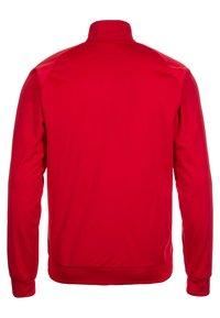 adidas Performance - Core 18 TRACK TOP - Veste de survêtement - red/white - 1