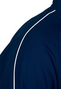 adidas Performance - CORE ELEVEN FOOTBALL TRACKSUIT JACKET - Training jacket - dark blue/white - 3