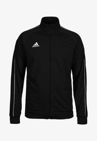 adidas Performance - CORE ELEVEN FOOTBALL TRACKSUIT JACKET - Training jacket - balck/white - 3