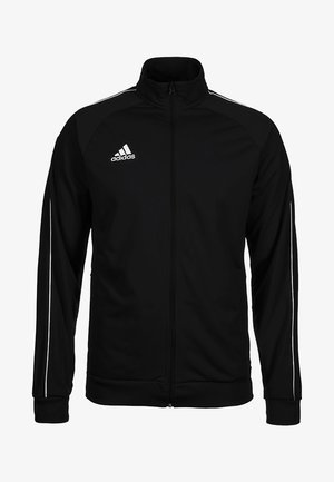 Core 18 TRACK TOP - Veste de survêtement - balck/white