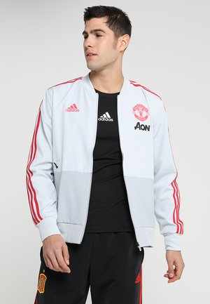 Manchester United FC - Fanartikel - clgrey/blared