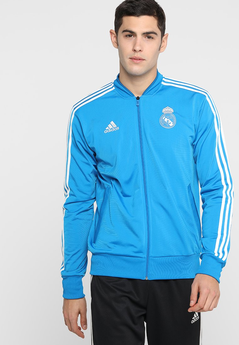 adidas Performance - REAL - Article de supporter - blue/chalk white