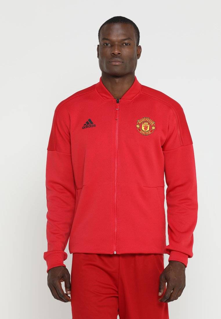 adidas Performance - MANCHESTER UNITED - Article de supporter - real red