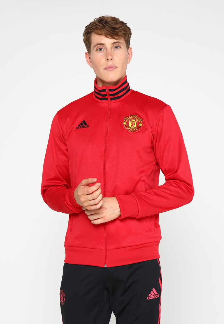 adidas Performance - MANCHESTER UNITED FC - Fanartikel - real red/black