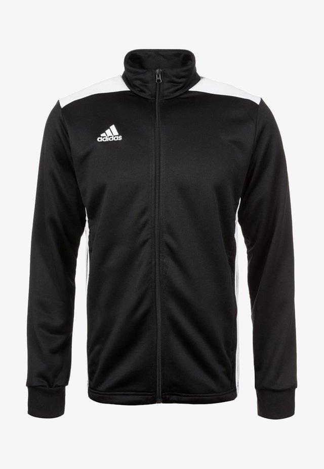 REGISTA 18 - Træningsjakker - black/white