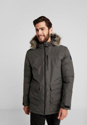 XPLORIC - Zimní kabát - blue-grey