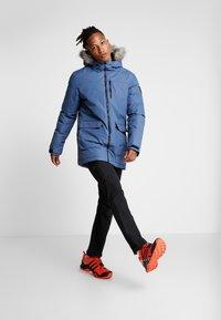 adidas Performance - XPLORIC - Winter coat - tech ink - 1