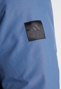 adidas Performance - XPLORIC - Winter coat - tech ink - 6