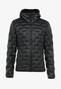 adidas Performance - LIGHT DOWN - Down jacket - black - 4
