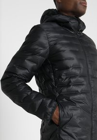 adidas Performance - LIGHT DOWN - Down jacket - black - 3