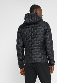 adidas Performance - LIGHT DOWN - Down jacket - black - 2