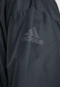 adidas Performance - URBAN - Větrovka - black - 4