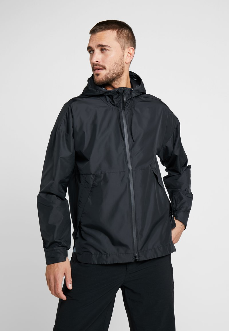 adidas Performance - URBAN - Wiatrówka - black