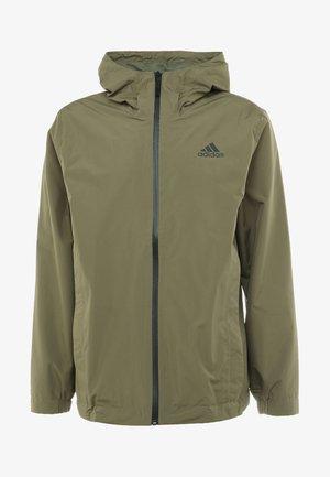 BSC CLIMAPROOF RAIN - Regnjakke / vandafvisende jakker - raw khaki