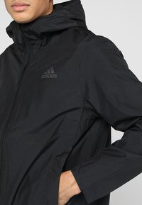adidas Performance - BSC CLIMAPROOF RAIN - Impermeable - black - 4