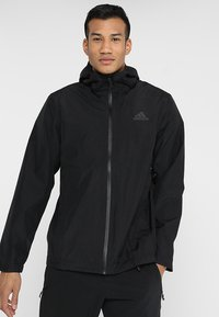 adidas Performance - BSC CLIMAPROOF RAIN - Impermeable - black - 0