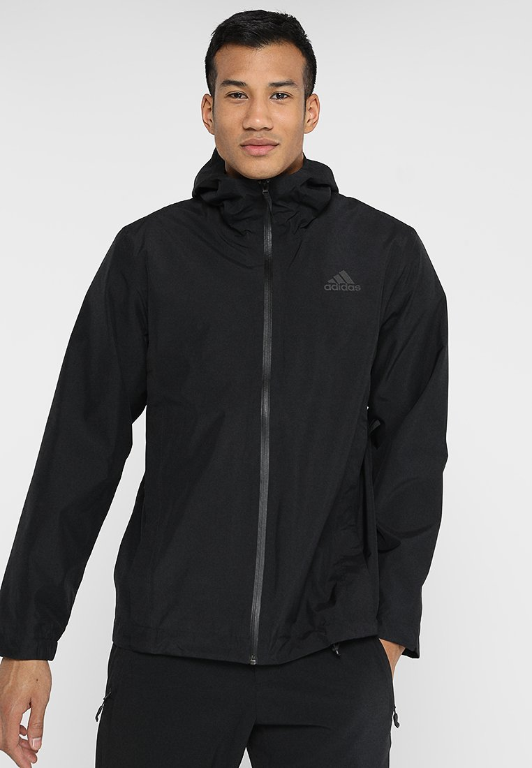 adidas Performance - BSC CLIMAPROOF RAIN - Impermeable - black