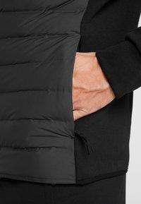 adidas Performance - VARILITE HYBRID DOWN JACKET - Vinterjacka - black - 5
