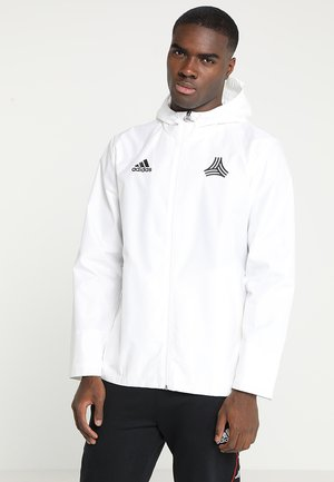 TAN - Windbreaker - white