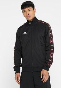 adidas Performance - TAN CLUB - Kurtka sportowa - black - 0