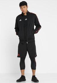 adidas Performance - TAN CLUB - Kurtka sportowa - black - 1