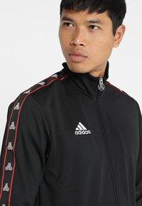 adidas Performance - TAN CLUB - Kurtka sportowa - black - 6