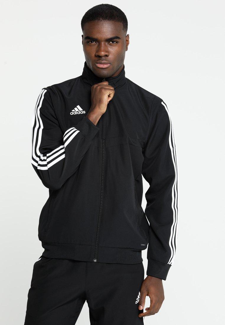 adidas Performance - TIRO19  - Sportovní bunda - black/white