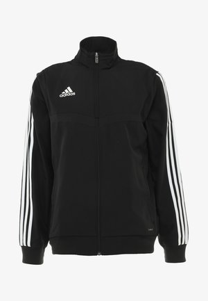 TIRO19  - Training jacket - black/white