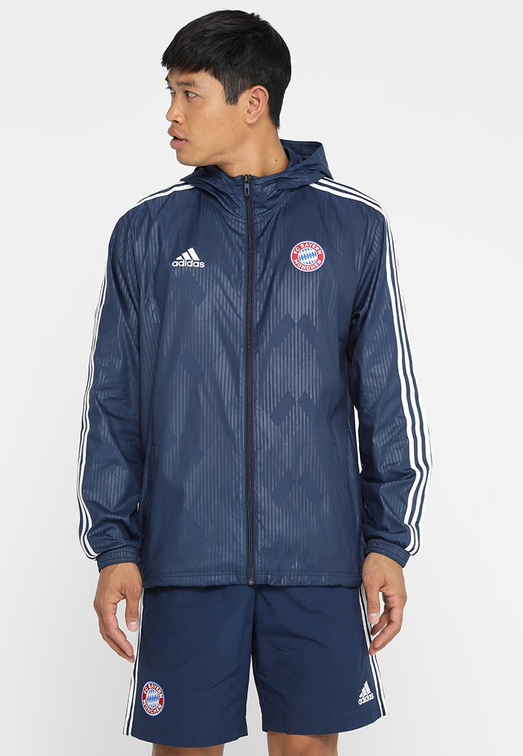 adidas Performance - FC BAYERN - Squadra - collegiate navy/white