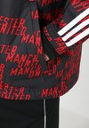 adidas Performance - MANCHESTER UNITED FC - Windbreaker - black/real red