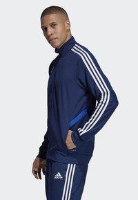 adidas Performance - TIRO 19 TRAINING TRACK TOP - Verryttelytakki - blue - 2