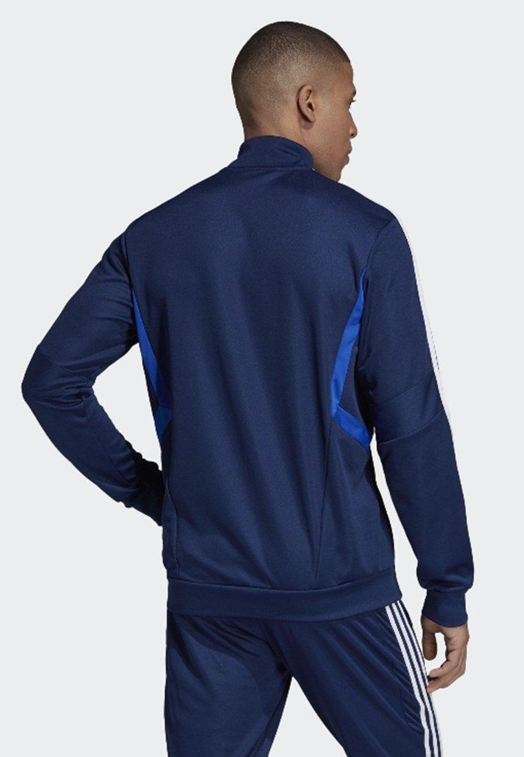 adidas Performance TIRO 19 TRAINING TRACK TOP - Kurtka sportowa - blue