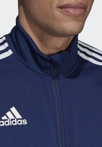 adidas Performance - TIRO 19 TRAINING TRACK TOP - Training jacket - blue - 5