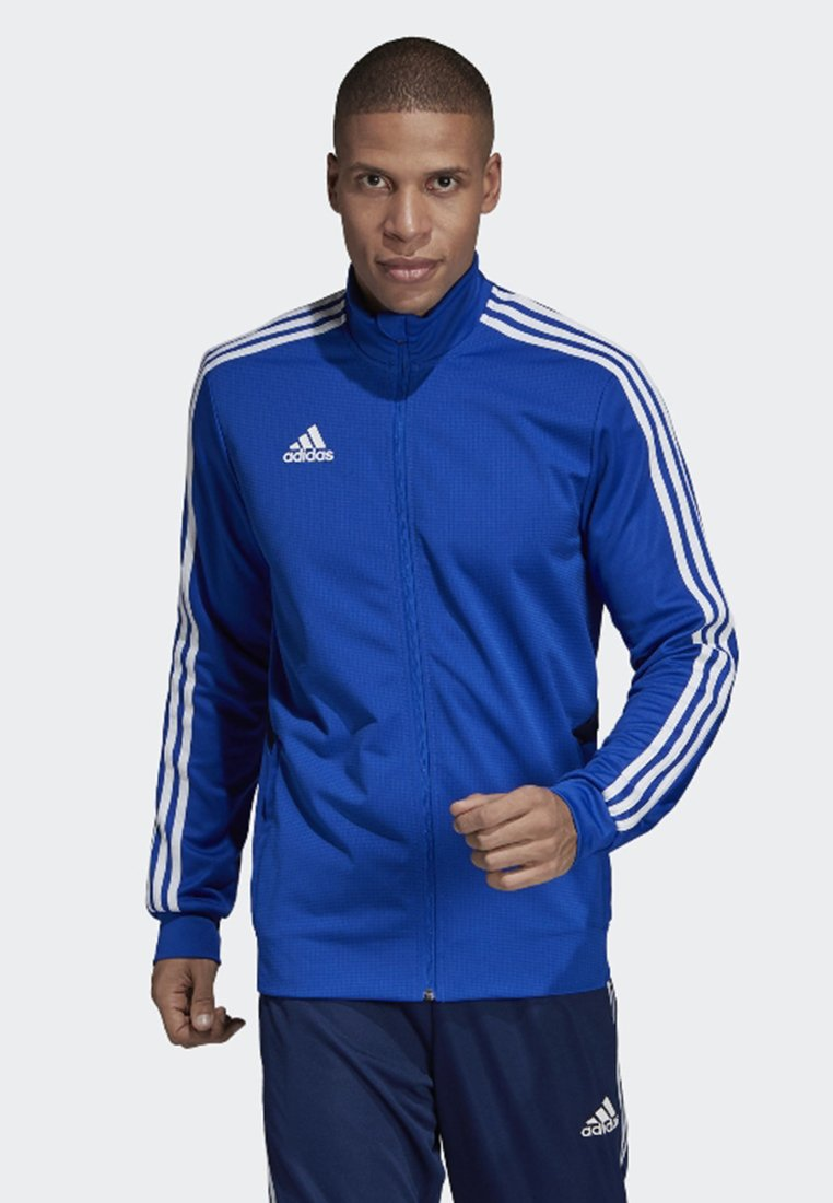 adidas Performance - TIRO 19 TRAINING TRACK TOP - Veste de survêtement - blue