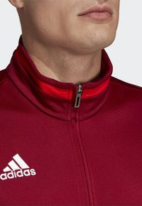adidas Performance - TIRO 19 POLYESTER TRACK TOP - Trainingsvest - red - 3