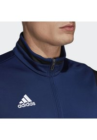 adidas Performance - Tiro 19 Polyester Track Top - Veste de survêtement - blue - 3
