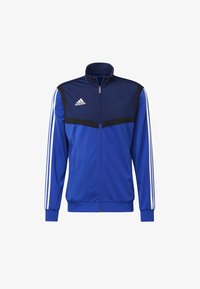 adidas Performance - Tiro 19 Polyester Track Top - Training jacket - blue - 6