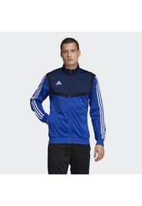 adidas Performance - Tiro 19 Polyester Track Top - Training jacket - blue - 0